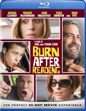 После прочтения cжечь / Burn After Reading (2008) BDRip 720p