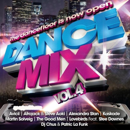 Dance Mix Vol. 4 (2011)