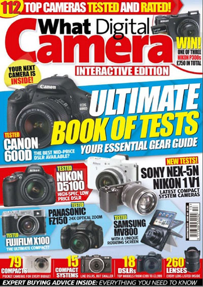 What Digital Camera - Christmas 2011 (HQ PDF)
