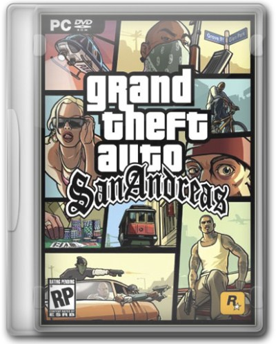 Grand Theft Auto: San Andreas (2005/Multi5/RePack by KloneB @ DGuY )
