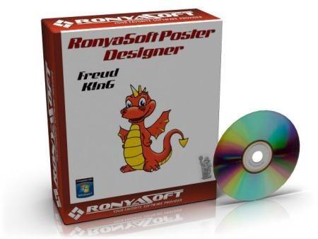 RonyaSoft Poster Designer 2.01.33 RePack by Boomer