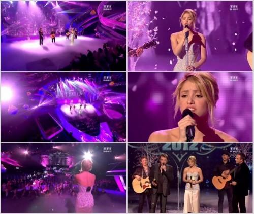 Shakira ???? Je Laime à Mourir (Live NRJ Awards 2012) HD 720p