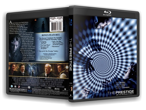 Presti¿ / The Prestige (2006) PL.480p.BDRip.XviD.AC3-ELiTE