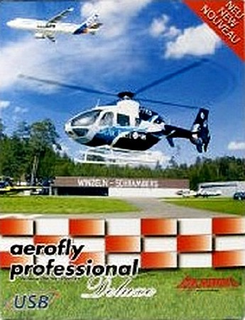 AeroFly Professional Deluxe (2007/ENG/P)