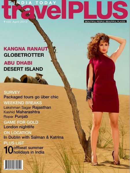 India Today Travel Plus - April 2012 (HQ PDF)