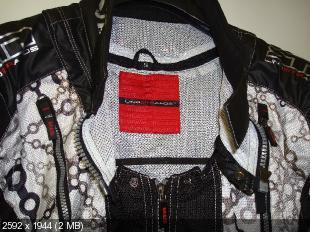 Halvarssons Clicker - текстильная куртка для эндуро
