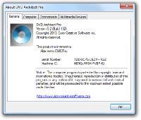 Sony DVD Architect Pro 5.2.132 + Themes - создание DVD дисков