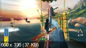Screens Zimmer 4 angezeig: surfs up game