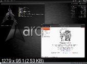 ArchBang Linux 2011 i686 + x86 x64 (2xCD)
