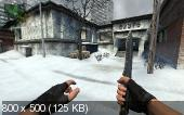 Counter-Strike Source v.65 + Автообновление + MapPack + No-Steam (2011)