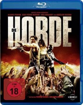 Стая / La Horde (2009) BDRemux 1080p