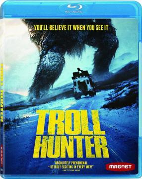 Охотники на троллей / The Troll hunter / Trolljegeren (2010) BDRip 1080p