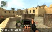 Counter-Strike Source v.1.0.0.66 Чистая сборка DXPort