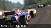 F1 2011 Region Free (XBOX360)