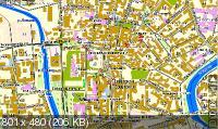 Навител Атлас Карты Украины от TrGPS (22.09.11) Русская версия