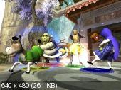 Шрек супербросок / Shrek SuperSlam (PC/RUS)