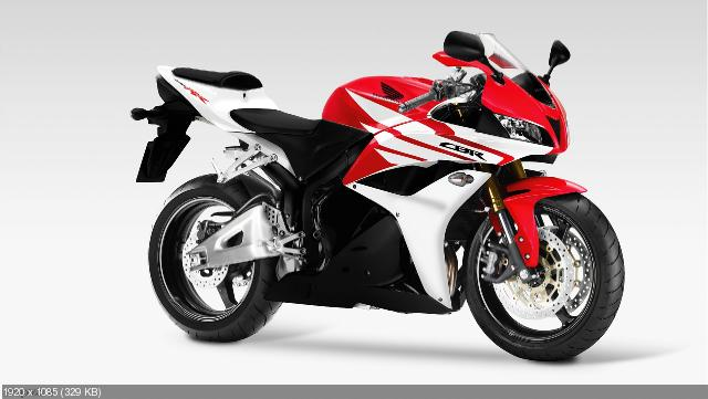 Анонс спортивного мотоцикла Honda CBR600RR 2012