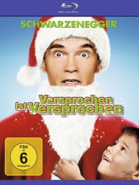 Подарок на Рождество / Jingle All the Way (1996) Blu-Ray CEE 1080p