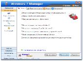 Windows 7 Manager 3.0.0 + portable [���������� + �����������] ������� �������