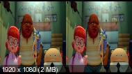 Космический спецназ Гарфилда 3Д / Garfield's Pet Force 3D