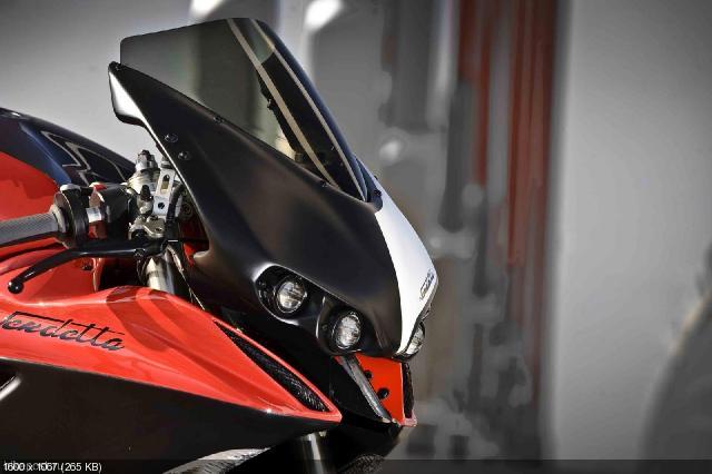Radical Ducati и Dragon TT выпустили комплект Vendetta для тюнинга Ducati 848/1098/1198