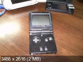 ОРИГИНАЛ! Game Boy Advance SP+зарядник (500р) +продам игры отдельно.