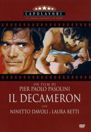 Декамерон / Il Decameron (1971) BDRip 720p | BDRip