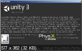 Unity 3d Pro 3.4.2f3 (x86/Eng/2011)