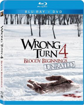 Поворот не туда 4 / Wrong Turn 4 (2011) Blu-Ray Remux 1080p | Лицензия