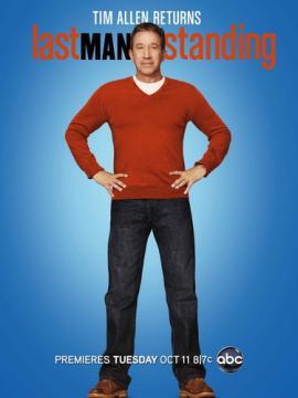 Последний настоящий мужик / Last Man Standing [Сезон: 1, Серии: 1-3] (2011) HDTV 720p