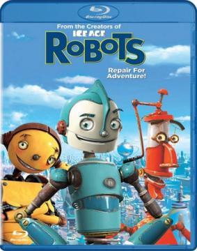 Роботы / Robots (2005) BDRemux