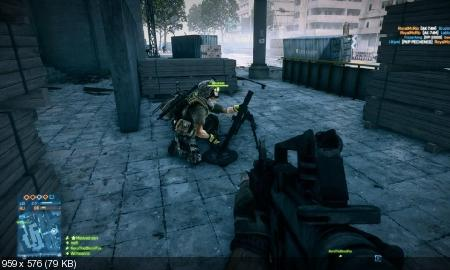 Battlefield 3 [Update2] (2011/RUS/Repack от R.G. Repacker's)