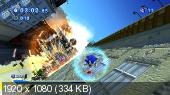 Sonic Generations (2011/ENG) Repack �� R.G. Catalyst