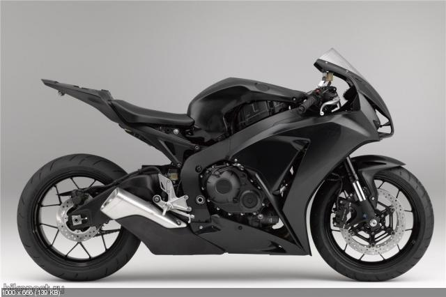 Гоночный мотоцикл Honda CBR1000RR 2012