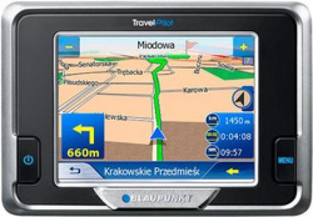 Blaupunkt TravelPilot Lucca [ Карты для навигаторов, v.3.3 EE, 2008 ]