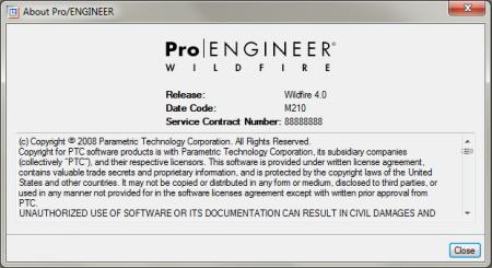 PTC Pro Engineer Wildfire [ v.4.0 M210, win32 + win64 ( MULTILANG | RUS ) 2011 ]