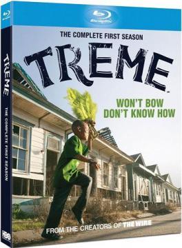 Тримей / Treme [Сезон: 1] (2010) BDRip 720p | Кубик в кубе