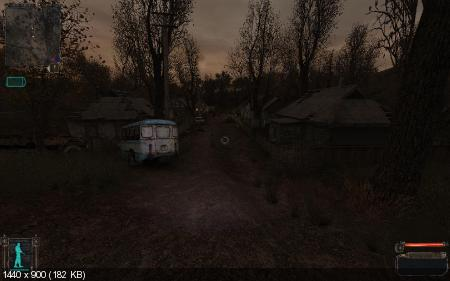 S.T.A.L.K.E.R - S.R.M (2011/RUS/RePack by R.G. Element Arts)