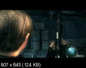 Resident Evil 4 HD: The Darkness World (2011) Русский текст и озвучка