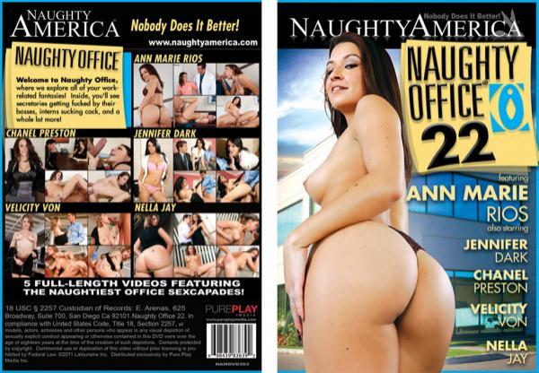 Naughty Office 22 / ���������� ���� 22 (Naughty America )