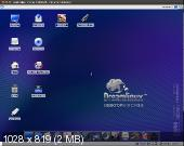 Dreamlinux Desktop Edition 3.5 (i386) 2011