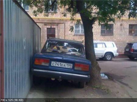 Такое возможно только в России. Часть 1