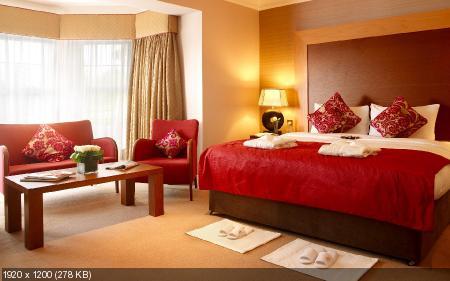 Фотографии дизайнов гостинной и спальни (2011) JPG