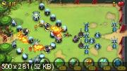 Fieldrunners HD 3D v1.03 ��� Android (2011/Game/Mobile)