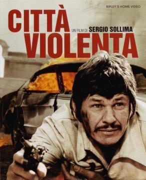 Город насилия / Città violenta (1970) Blu-ray Disc (custom) 1080i