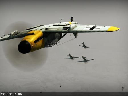 Крылатые Хищники: Коллекционное издание v.1.0.4.7 (2009-2011/RUS/MULTi9) Релиз от PROPHET