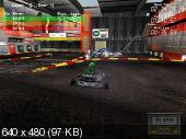 Картлэнд / Coronel Indoor Kartracing (PC/RUS)