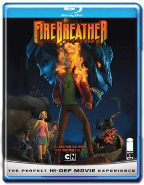 Огнедышащий / Firebreather (2010) BDRip 720p