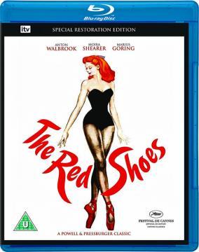 Красные башмачки / The Red Shoes (1948) BDRip 720p