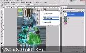 Курс Photoshop CS5 от A до Я (2011) + Bonus